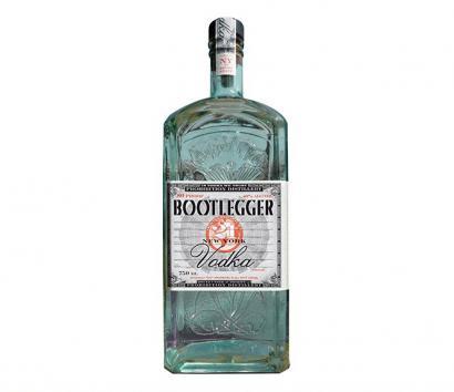 750ml Bootlegger Glass Bottle