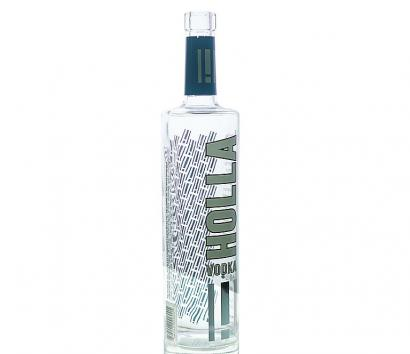 750ml Glass Bottle with Decal and Label
