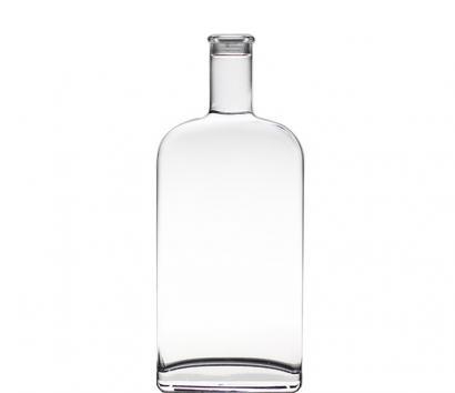 Cylinder Shape Universal Mould Glass Bottle