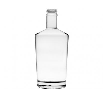 Universal Mould Plain Bottle with Frosting