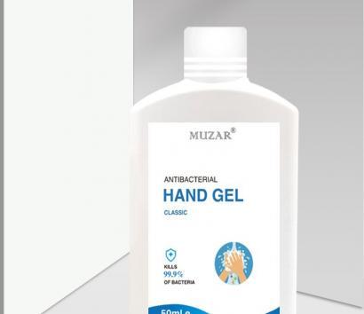 50ML Antibacterial Hand Gel