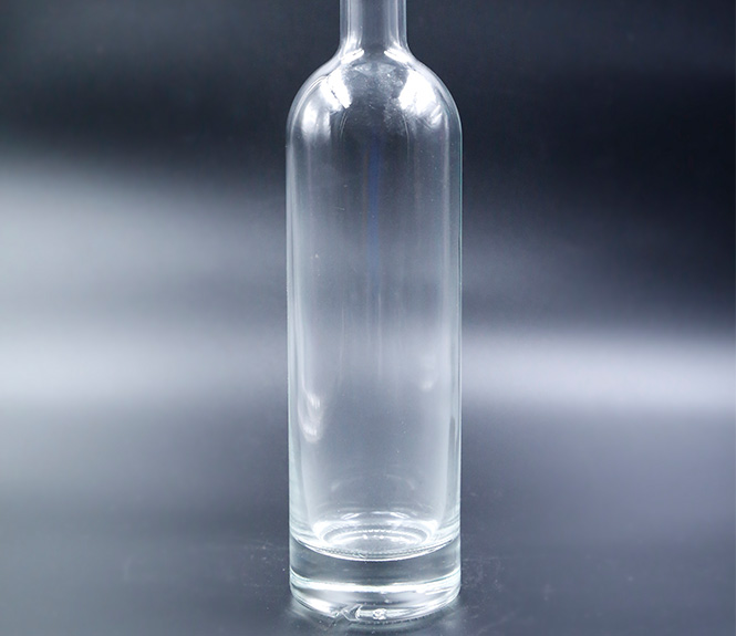 750ML Grey Goose Glass Bottle